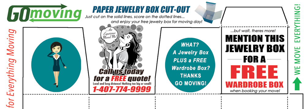 Girls Love Jewelry Boxes … and FREE Stuff!